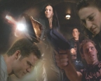 John & Aeryn Wallpaper